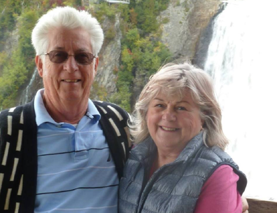 Sue and husband Richard travelled to Ireland to find answers.