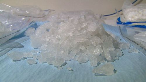 An exclusive report on 9NEWS in February lifted the lid on the Murray Bridge ice crisis. (9NEWS)