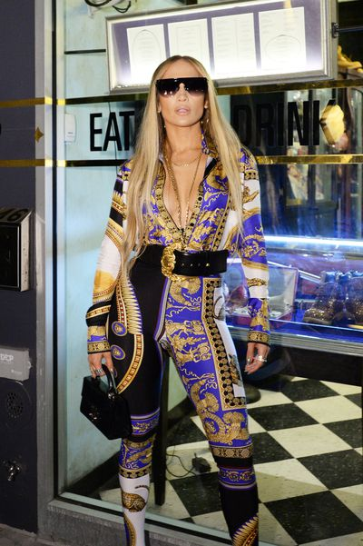"<p>If you were floored by the fashion on the <a href=""https://style.nine.com.au/2018/08/21/08/46/style-fashion-mtv-vma-awards-jennifer-lopez"" target=""_blank"" title=""MTV Video MusicAwards red carpet"" draggable=""false"">MTV Video Music Awards red carpet</a>, then wait until you see the after-party looks.</p> <p><a href=""https://style.nine.com.au/2018/08/21/08/46/style-fashion-mtv-vma-awards-jennifer-lopez"" target=""_blank"" title=""Jennifer Lopez"" draggable=""false"">Jennifer Lopez</a> stole the show, yet again, in head-to-toe Versace. The triple threat wore a skintight blouse and leggings from the luxury fashion house's pre-fall 2018 collection.</p> <p>Not to be outdone by the youngest of the Kardashian-Jenner clan, Kylie Jenner, who swapped her <a href=""https://style.nine.com.au/2018/08/21/14/31/style-fashion-mtv-vmas-blac-chyna-tyga-kylie-jenner-blazer-dress"" target=""_blank"" title=""sleek Tom Ford blazer dress"" draggable=""false"">sleek Tom Ford blazer dress</a> for a more edgy aesthetic, donning leather pants and a leather bandeau top for her after party look.</p> <p>Click through to take a look at the stars who stone just as bright off the red carpet as they did on.<br /> <br /> </p>"