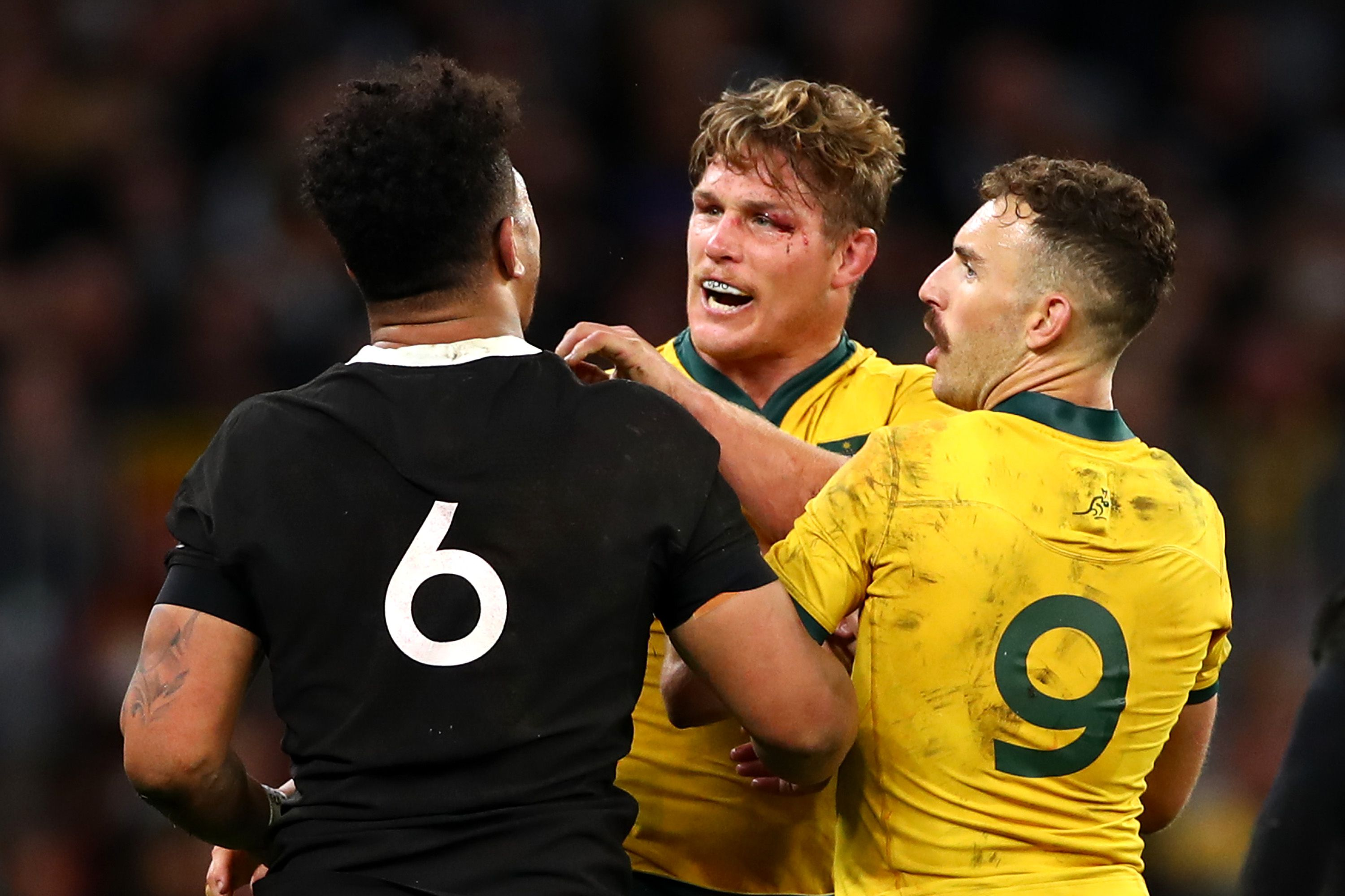 Rugby Heaven: Wallabies great Owen Finegan calls on Australia to embrace the All Blacks hate