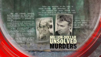 Million-dollar unsolved murders