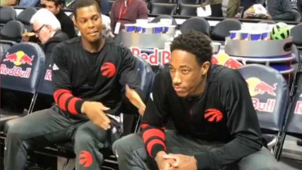 NBA: NBA star in no mood to dance with teammate