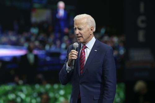Former vice president Joe Biden is seen as the one candidate who could unite all factions of the Democrat party, ensuring the voter turn-out needed to beat Donald Trump.