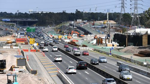 NSW drivers will get free car registration if they spend more than $25 a week in tolls.