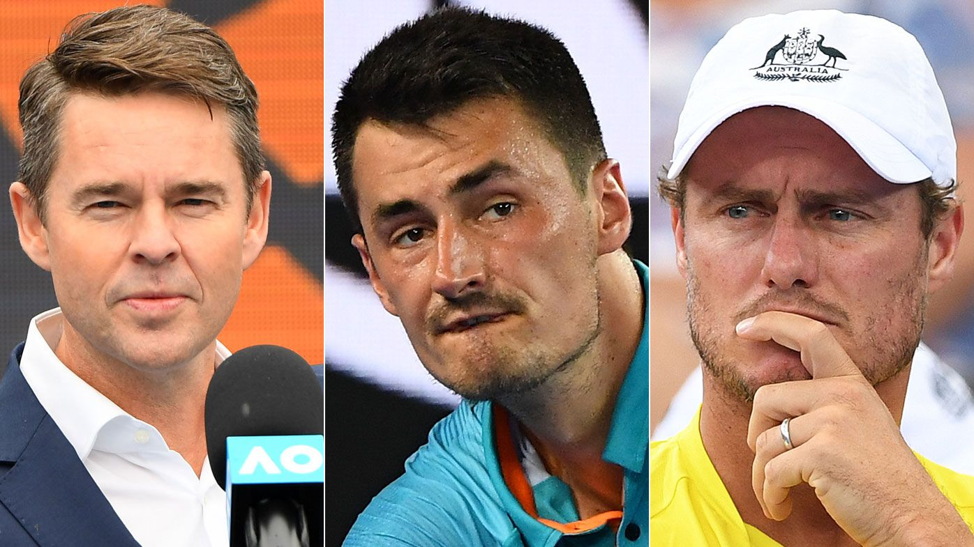 Australian Open 2019: Todd Woodbridge reacts to Bernard Tomic's Lleyton Hewitt rant