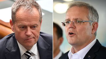 Scott Morrison has extended his healthy lead over Bill Shorten as preferred prime minister and the coalition's primary vote has lifted despite losing its 41st Newspoll to Labor.
