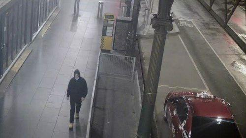 Flinders Street train station sexual assault