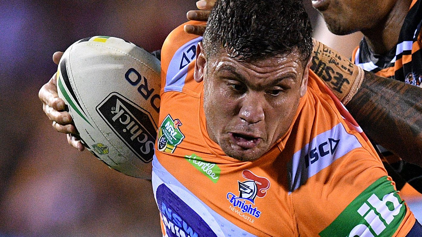 Newcastle Knights forward Chris Heighington to end NRL career