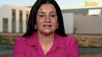 Tasmanian Senator Jacqui Lambie  said the extreme measure will help avoid snap lockdowns.
