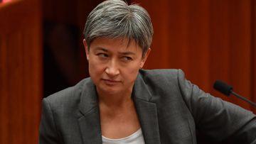 Senator Penny Wong.
