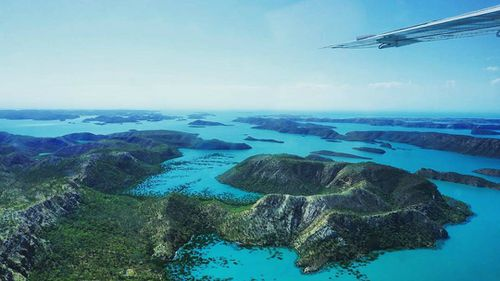 The untouched islands of WA's Buccaneer Archipelago