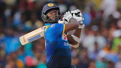 <strong>Sri Lanka - Angelo Mathews</strong>
