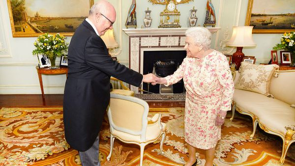 Queen and George Brandis