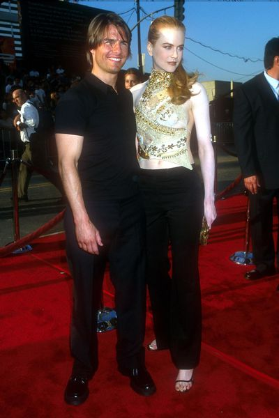 Tom Cruise and Nicole Kidman at the premiere of <em>Mission Impossible 2 , </em> Hollywood 2000
