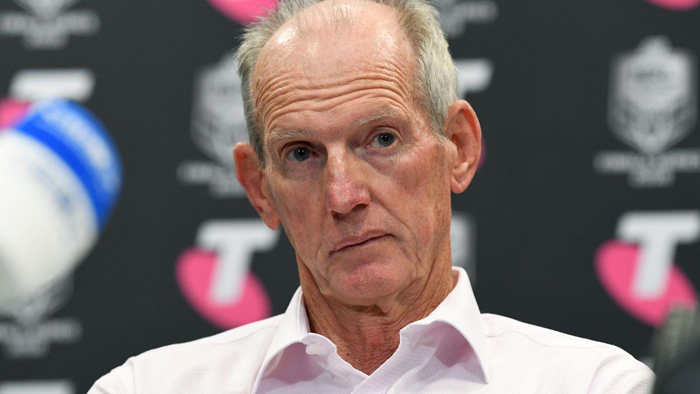 Wayne Bennett to be 2019 Brisbane Broncos coach: Josh McGuire