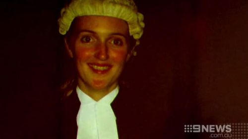 Ms Dawson was a talented barrister who was on her way up when she was killed. (9NEWS)