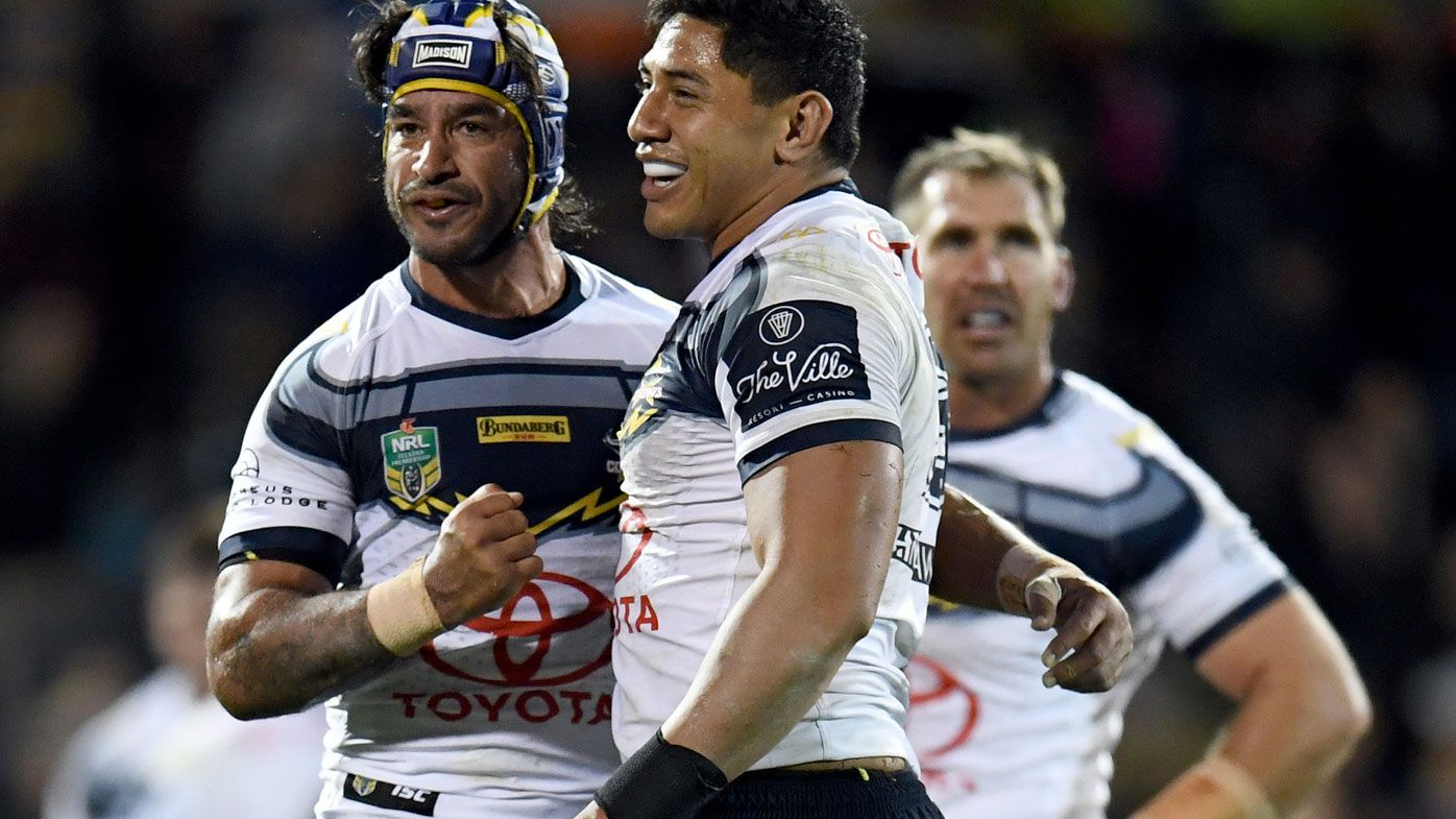 Cowboys edge Panthers in Bathurst thriller