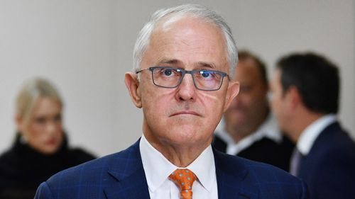 Malcolm Turnbull says every state will be better off under the new carve-up. Picture: AAP