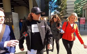 Ex-bikie on bail allowed to fly interstate for funeral amid COVID-19 lockdown