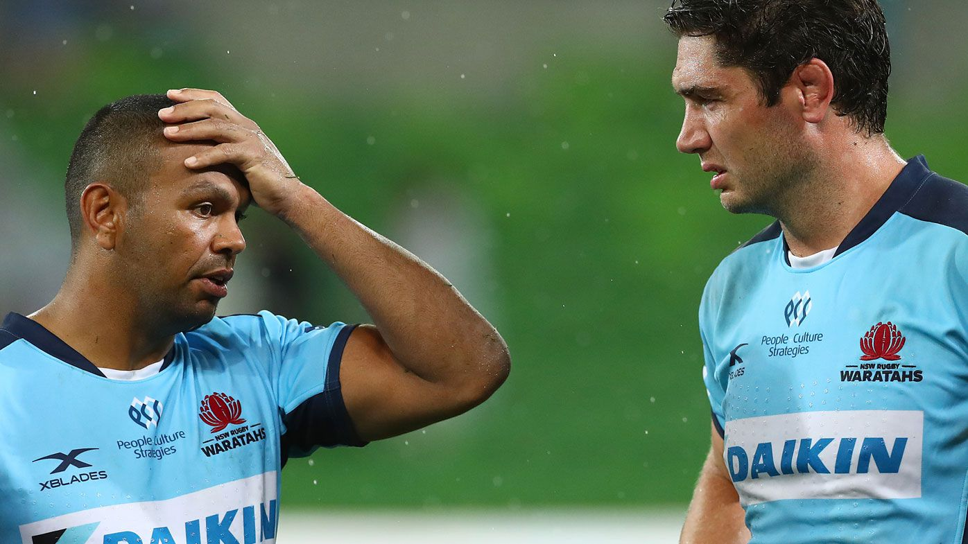 Winless Waratahs 'in a hole' after shocking Super Rugby start