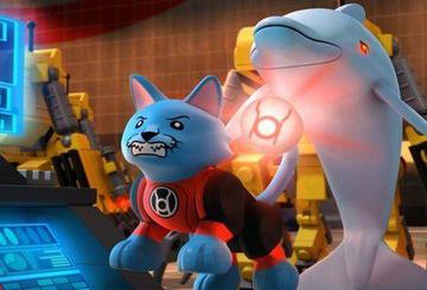 LEGO DC: Aquaman - Rage Of Atlantis