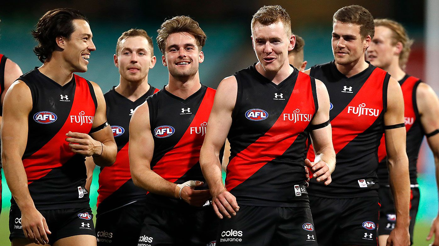 Essendon's list situation 'manageable' despite impending forced quarantine to 'handful' of players
