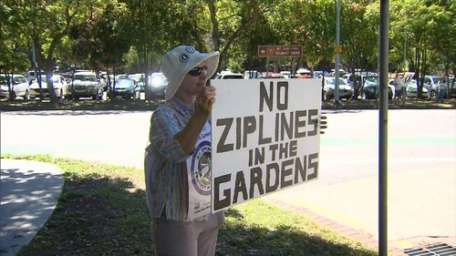 News Queensland Brisbane Mt Cooth-tha Zipline Project scrapped City Council