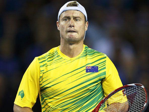Hewitt in for Davis Cup long haul
