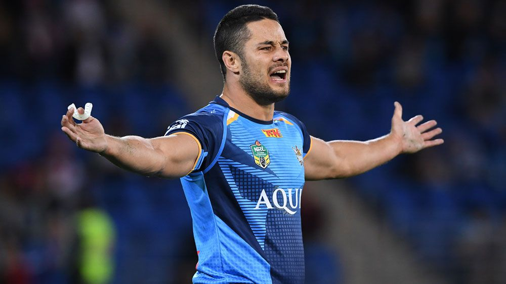 Gold Coast Titans fullback Jarryd Hayne on New York consortium's radar