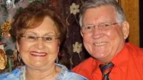 Frances and Jerry Williamson fell ill with coronavirus while on a cruise.