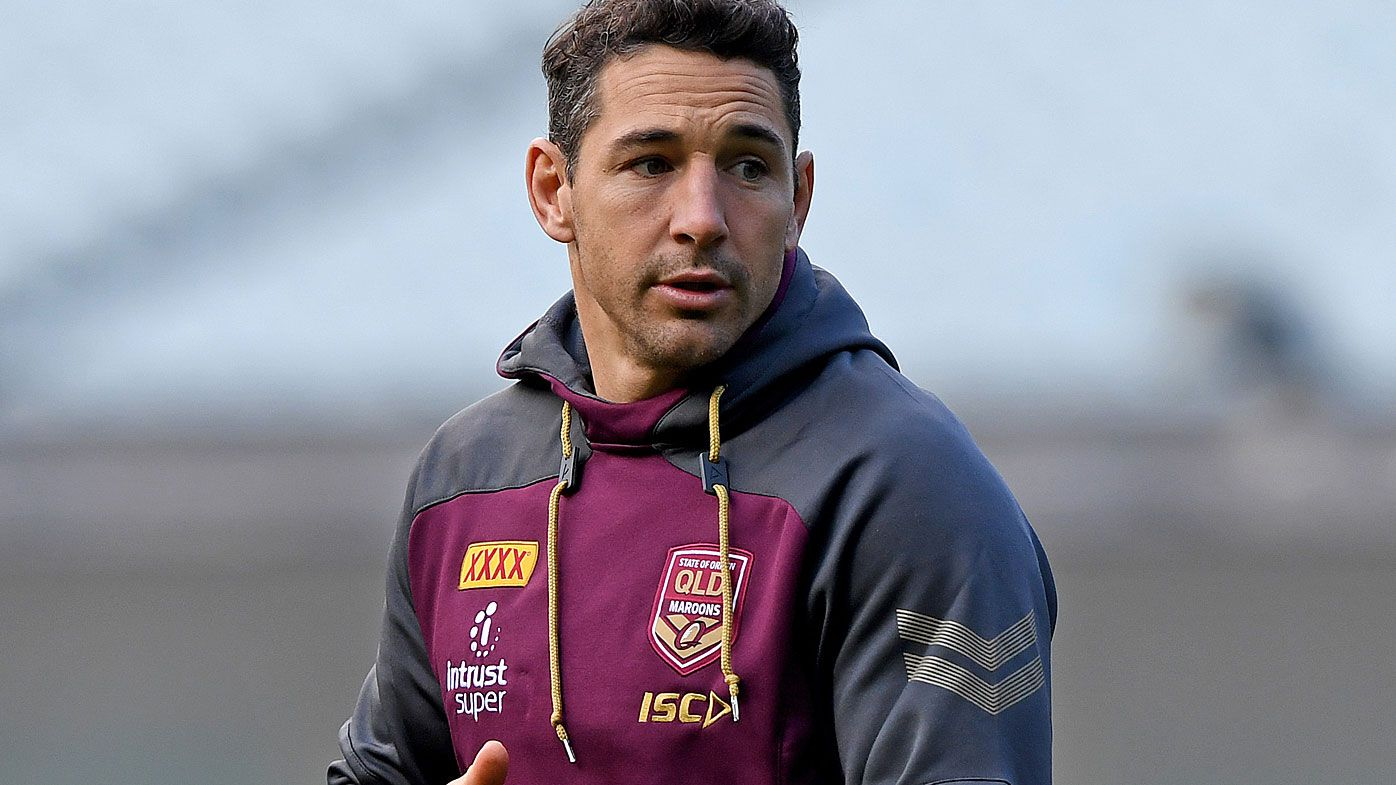 Queensland Maroons coach Kevin Walters defends handling of Billy Slater injury
