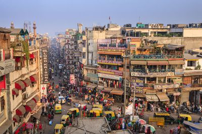 1. New Delhi, India