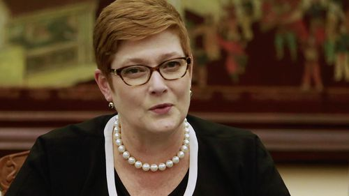 Foreign Minister Marise Payne has condemned the murder of Jamal Khashoggi.