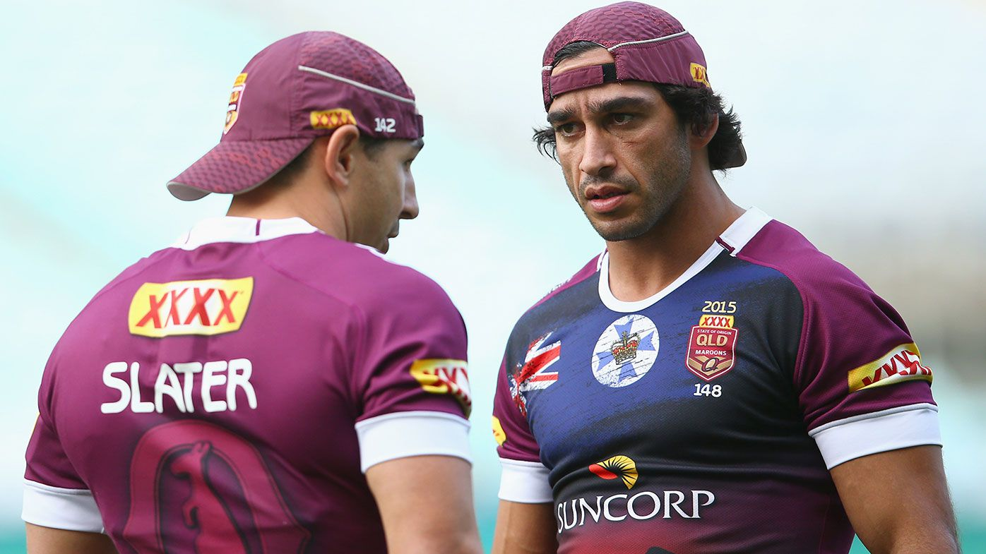 "EXCLUSIVE: Maroons greats Johnathan Thurston and Billy Slater reveal ""Queensland trait"" that sparked the launch of the dynasty in 2006"