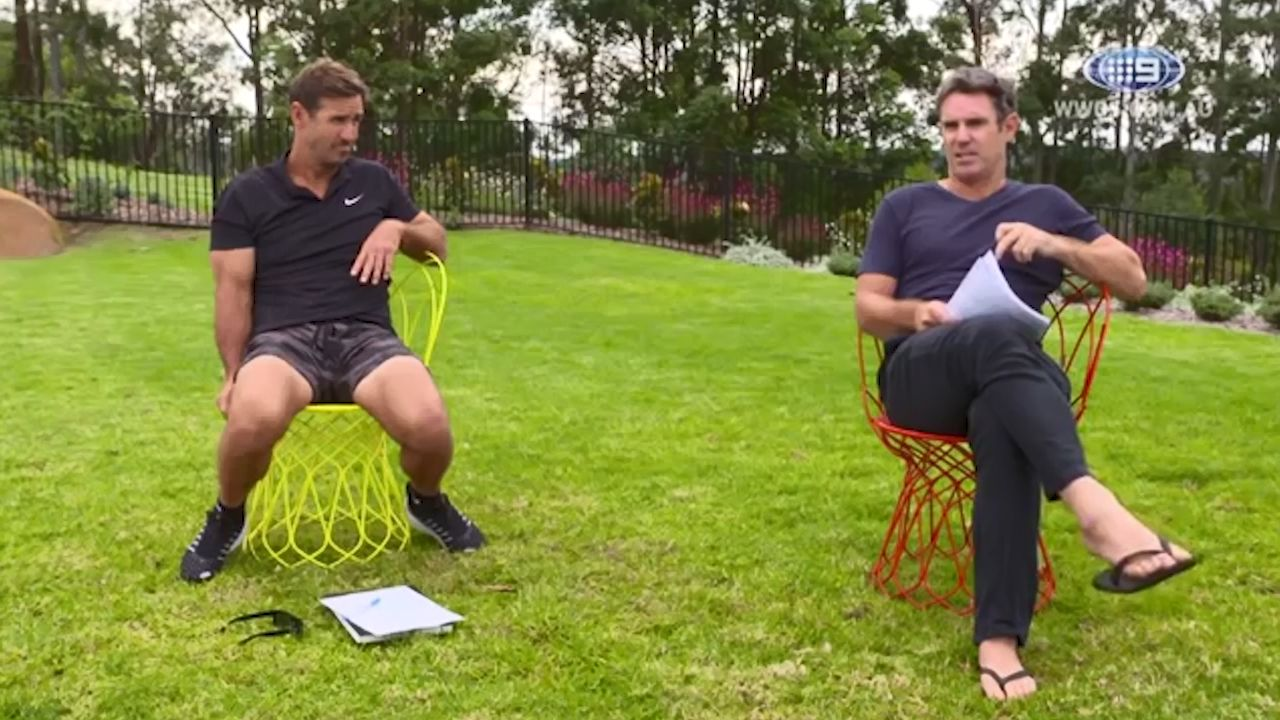 Exclusive: Andrew Johns shoots down AFL  fake crowd noise plan