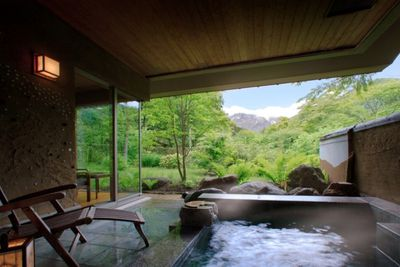 <strong>Luxury Hideaway Resort: Bettei Senjuan, Japan </strong>