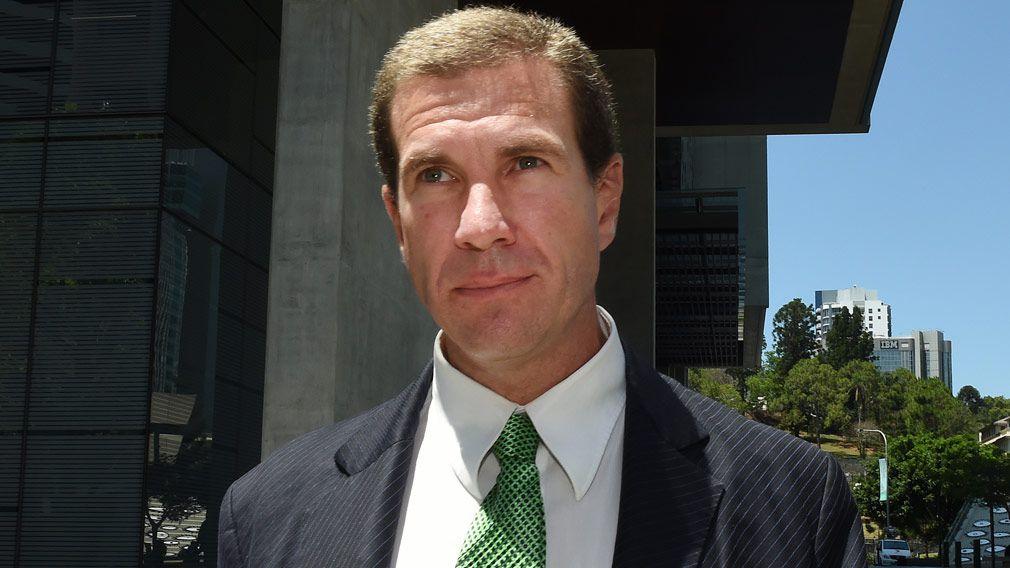 A file photo of Billabong boss Matthew Perrin. (AAP)