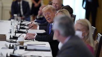 Donald Trump has said that coronavirus will disappear.