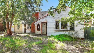 Worst house on the best street: Vacant Sydney dump seeks $2 million