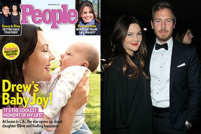 In September the couple welcomed their first child, Olive.