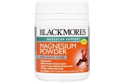 Blackmores magnesium powder