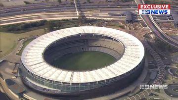 Crisis talks held between West Coast Eagles and Optus stadium