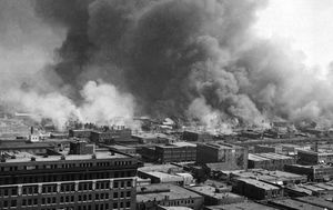 TODAY IN HISTORY: Hundreds killed in Tulsa race massacre