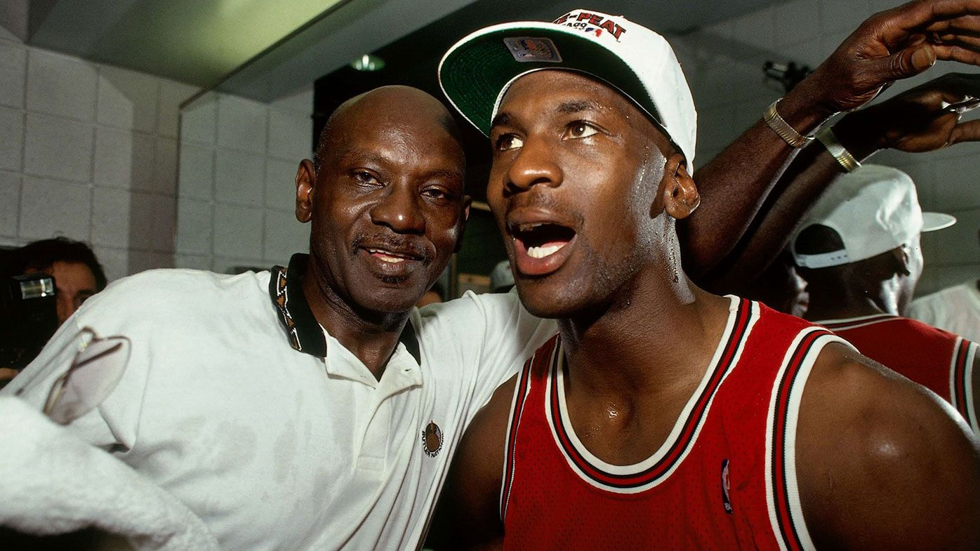 'He was my rock':  Michael Jordan opens up on tragic murder of his father in documentary