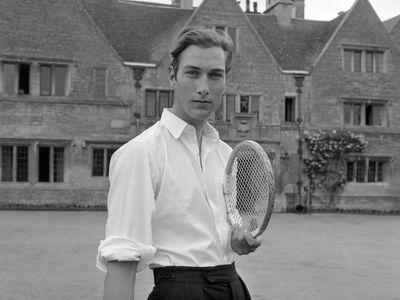 Prince William of Gloucester, 1972