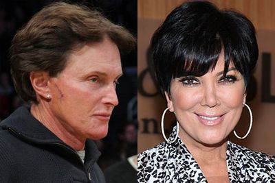 He's 62, she's 56 - this is your future, Kardashian kids!
