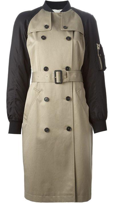 """<a href=""""http://www.farfetch.com/au/shopping/women/givenchy-stylised-trench-coat-item-10922882.aspx?storeid=9588&ffref=lp_108_3_"""">Stylised Trench Coat, $4694.55, Givenchy</a>"""