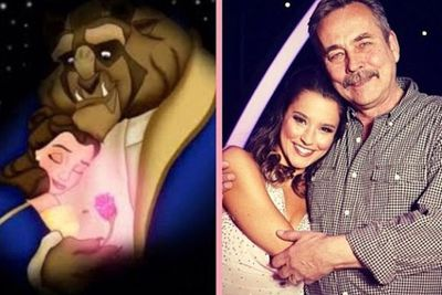 @rhiannonmfish: Certain as the sun Rising in the East Tale as old as time Song as old as rhyme Beauty and the Beast