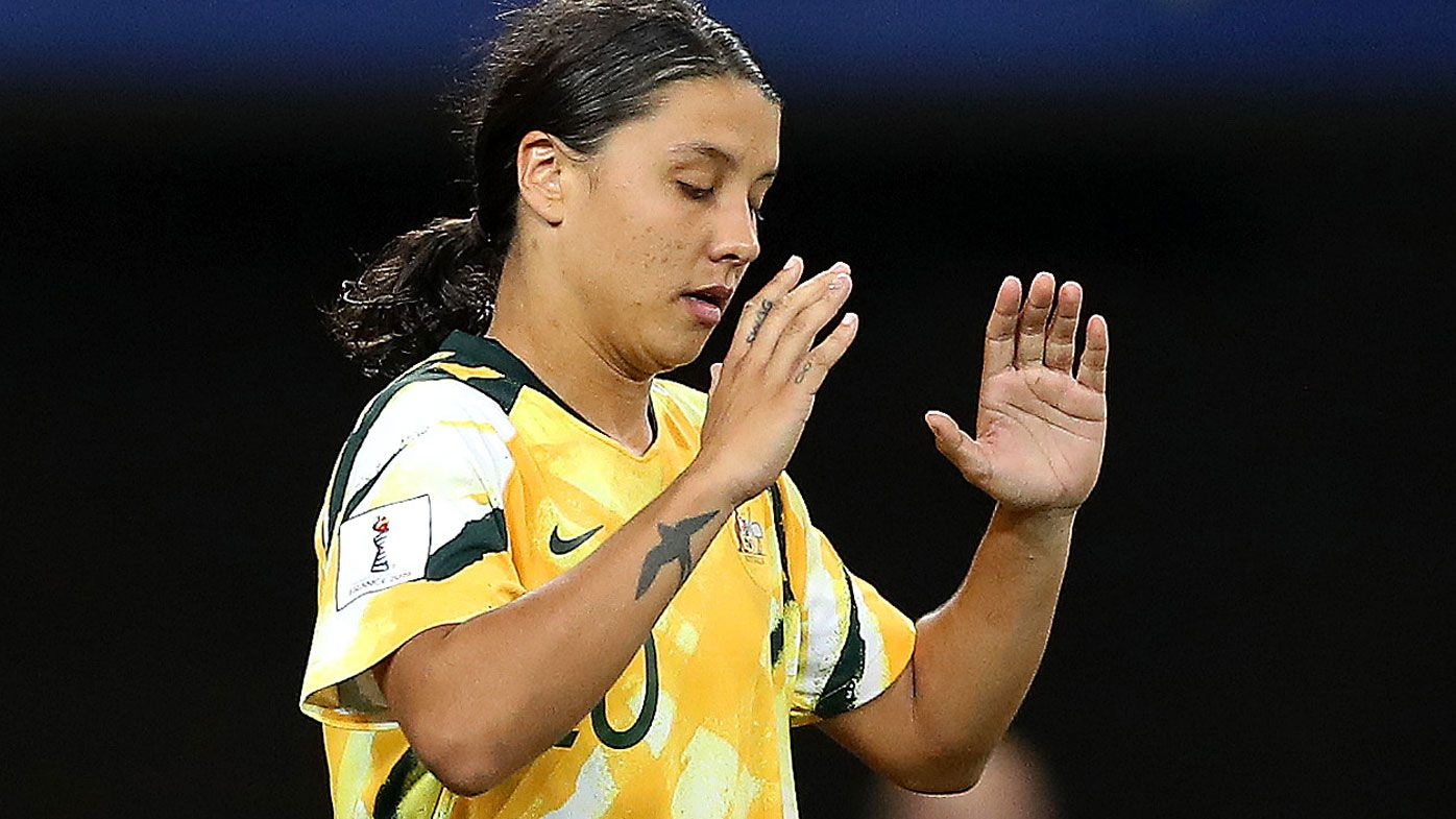 Coronavirus forces Matildas to move Olympic qualifying matches