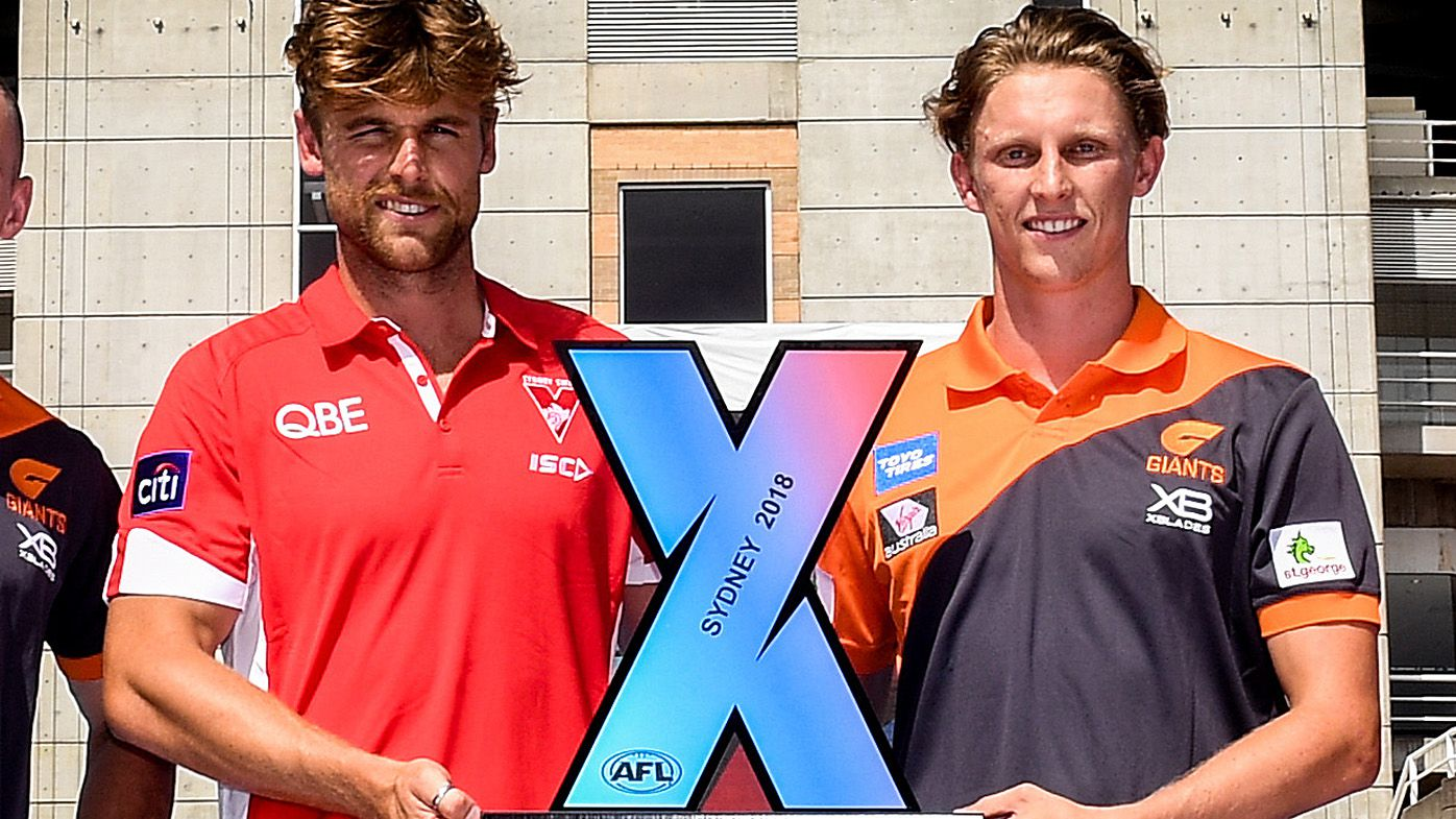 AFLX explained: Format, rules, schedule, teams